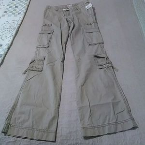 Twill Twenty Two Khaki Pants